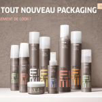Wella nouveau packaging