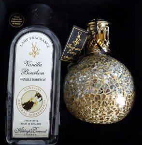 Ashleigh&Burwood lampe fragance Vanille Bourbon
