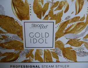 Steampod gold idol coffret