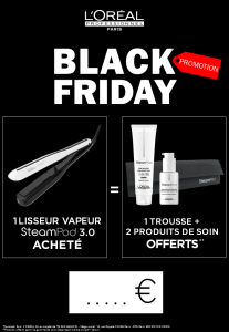 Promo black-FRIDAY steampod