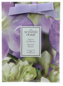 Ashley & Burwood sachet Orchidée & Fezzia