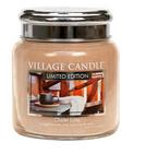 Village candle chalet LATTE