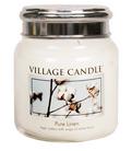 Village candlle PURE LINEN