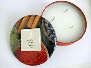 Ashleigh & Burwood bougie 3 mèches Oriental Spice