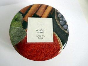 Ashleigh & Burwood Bougie Oriental Spice 2222